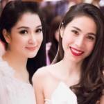 Ca nhạc - MTV - Thủy Tiên đọ sắc với Hoa hậu cùng tuổi Nguyễn Thị Huyền
