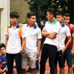 Bóng đá - Xem tuyển thủ U19 Việt Nam đi thi Đại học
