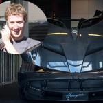 Ô tô - Xe máy - Ông chủ Facebook đặt mua siêu xe Pagani Huayra