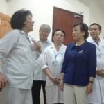 Sức khỏe đời sống - Bộ trưởng Tiến: BV không được đẩy phần khó cho bệnh nhân