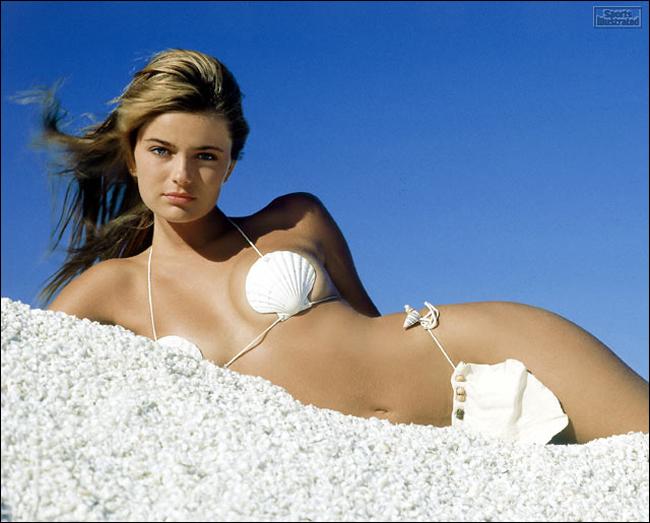 10 thiên thần bikini sexy nhất trong 50 năm qua - 2