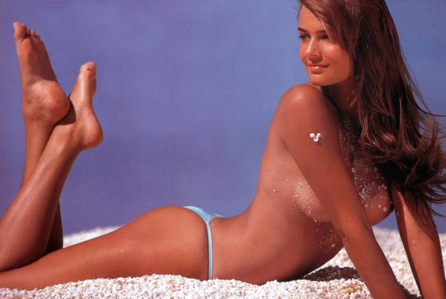 10 thiên thần bikini sexy nhất trong 50 năm qua - 3