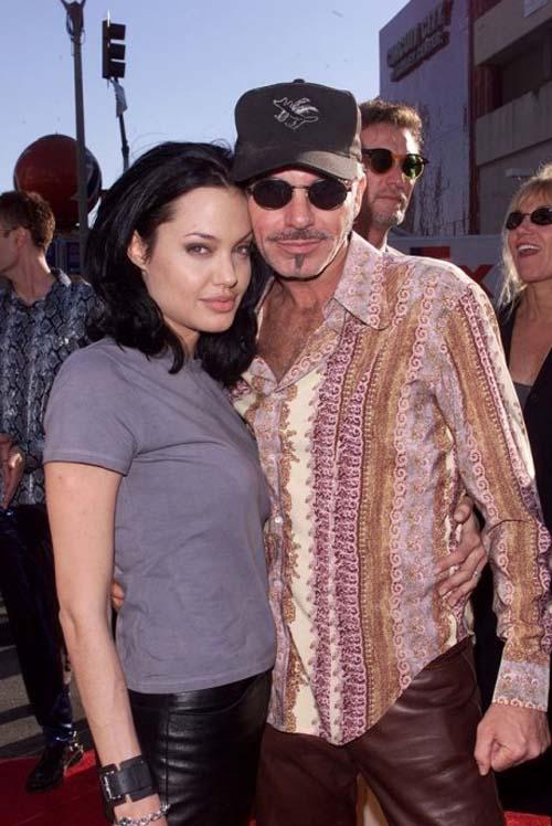 """Chồng cũ của Angelina Jolie là """"tay sai"""" của thần chết? - 1"""