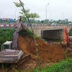 Tin tức trong ngày - Hà Nội: Lần thứ 9 vỡ đường ống nước sạch sông Đà