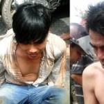 An ninh Xã hội - Hàng trăm người vây bắt hai 'cẩu tặc' lặn dưới mương