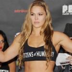 """Thể thao - UFC: """"Người máy"""" và Holly Holm muốn hạ gục Rousey"""