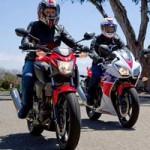 Ô tô - Xe máy - Honda CB300F 2015: Bản naked bike hầm hố