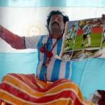 Bóng đá - Pháp sư Ấn Độ lập đàn cầu cho Messi vô địch