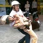 Tin tức trong ngày - 15 tháng tù cho đối tượng hành hung CSGT ở Thanh Hóa
