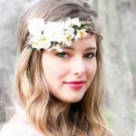 Thời trang - Trang sức cho mái tóc giúp nàng dâu quyến rũ