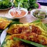 Ẩm thực - Bánh xèo cá trắng, nét giao hòa ẩm thực miền Tây