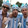 """Fan cuồng"" Argentina ""phát sốt"" vì Messi ở Rio"