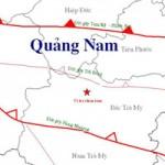 Quảng Nam: Lại động đất tại khu vực Sông Tranh 2