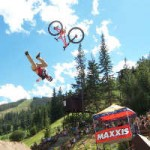 Thể thao - Crankworx: Thiên đường cho xe đạp địa hình