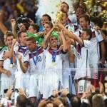 Bóng đá - Đức tạo nên một loạt kỷ lục tại World Cup