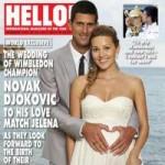 Thể thao - Djokovic lần đầu chia sẻ về lễ cưới bí mật