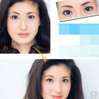 Thay đổi nét khuôn mặt nhờ lông mày