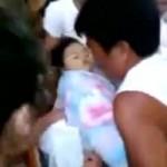 Tin tức trong ngày - Philippines: Bé gái 3 tuổi sống lại trong quan tài