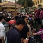 An ninh Xã hội - 500 người vây trụ sở công an, cướp 1,5 tấn nghêu
