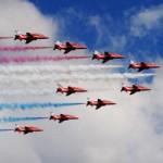 Tin tức trong ngày - Chiêm ngưỡng dàn phi cơ tối tân tại triển lãm hàng không