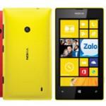 Thời trang Hi-tech - Nokia Lumia 520 vô đối trong dòng Windows Phone