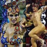 Thời trang - Ngây ngất với lễ hội của thời trang và da thịt