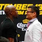 Thể thao - Boxing: Mayweather thách Maidana mang tài sản ra cược