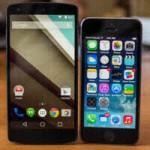 Công nghệ thông tin - Đặt Android L và iOS 8 lên 'bàn cân'
