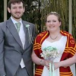 Phim - Fan Harry Potter chi 4 tỷ đồng làm đám cưới Hogwarts