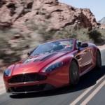 Ô tô - Xe máy - Aston Martin V12 Vantage S Roadster: Mui trần siêu nhanh