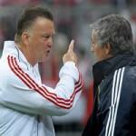 Bóng đá - Mourinho - Van Gaal: Màn tâm lý chiến bắt đầu