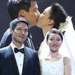 Phim - Châu Tấn bất ngờ làm đám cưới trên sân khấu