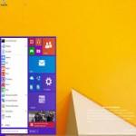Ảnh rò rỉ Windows 8.1 Pro có thanh Start truyền thống
