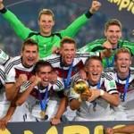 BXH FIFA tháng 7: ĐT Đức số 1, Việt Nam hơn Thái 28 bậc