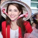 Phim - Mỹ nữ Philippines dịu dàng nón lá sang Việt Nam
