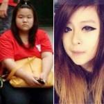 Làm đẹp - Các 9X Việt béo ú lột xác thành gái xinh