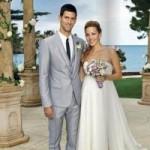 Tennis - Ảnh cưới đẹp như cổ tích của Djokovic