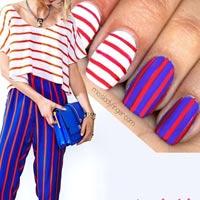 Gợi ý mẫu nail lấy cảm hứng từ sàn diễn thời trang