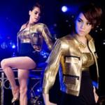 Ca nhạc - MTV - Hà Hồ khoe chân thon thẳng tắp