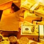 Tài chính - Bất động sản - Giá vàng giảm, giá USD hồi phục mạnh