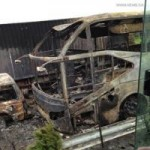 Tin tức trong ngày - TQ: Xe buýt trường học nổ tung, 38 người thiệt mạng