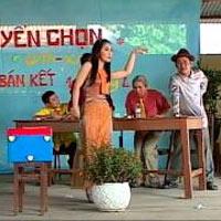 Hài Kiều Oanh: MC tranh tài