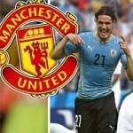 Tin vắn bóng đá - HLV Van Gaal tính gây SỐC: Đổi Rooney lấy Cavani