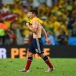 Bóng đá - Tin HOT tối 20/7: James Rodriguez nổi loạn đòi đến Real