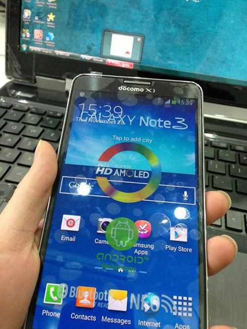 SamSung Galaxy Note 3 Docomo xách tay Nhật Bản giá rẻ tại HN - 8