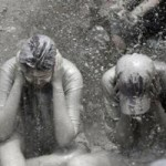 """Du lịch - Đến Hàn Quốc hòa cùng """"cơn sốt"""" của lễ hội tắm bùn"""