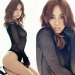 Nữ hoàng K-Pop  Lee Hyori sexy hơn cả nude