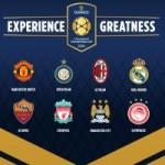 Lịch thi đấu bóng đá - Lịch thi đấu International Champions Cup 2014