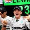 BXH German GP 2014: Mercedes bỏ xa phần còn lại