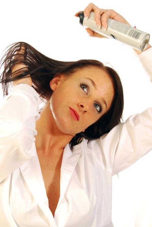 7 giải pháp cho mái tóc bóng mượt - 1